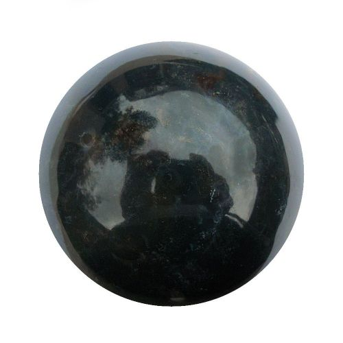 Moss Agate Crystal Ball 62mm 320g (MA2)